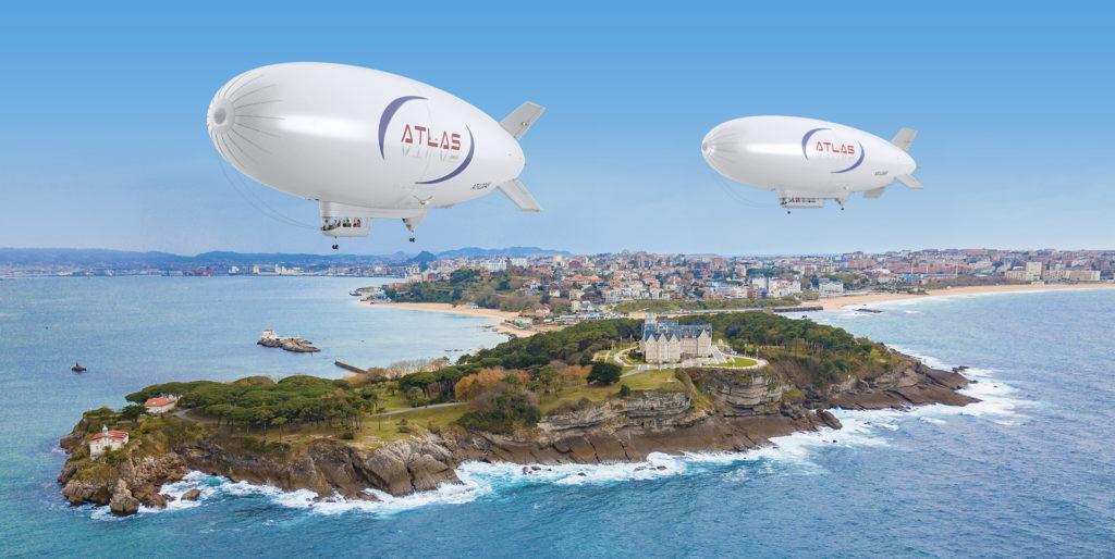 Atlas Electric Airships
