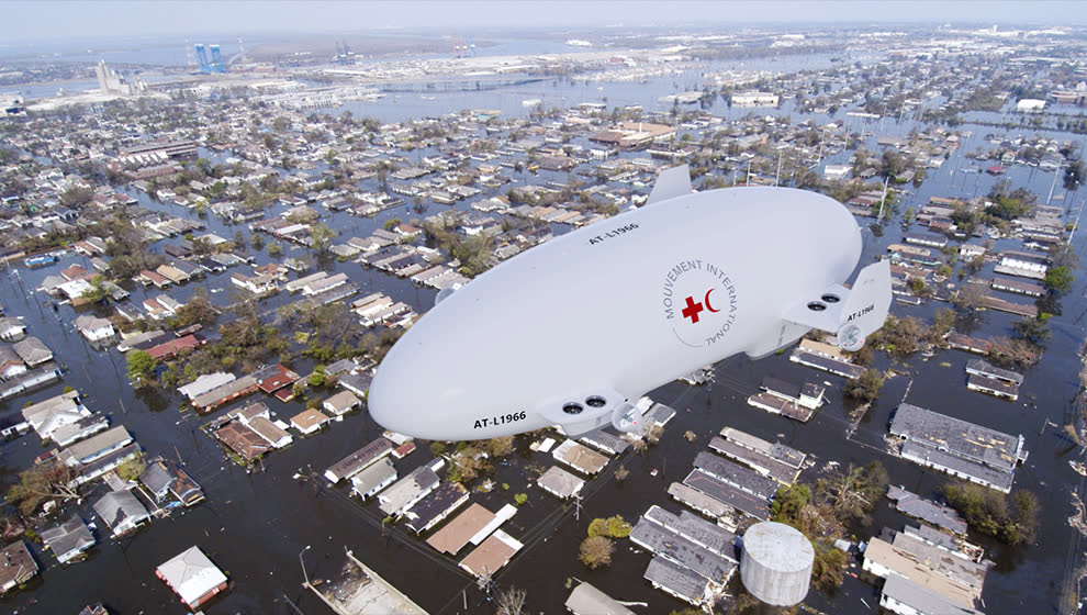 Cargo Airship