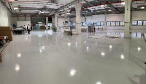 Airship production